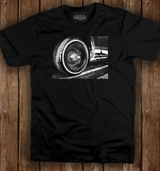 Lowrider Wire Wheel Fleetwood T Shirt
