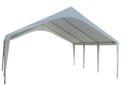Impact Canopy 20x20 Portable Carport Outdoor Shelter Wedding Event Party Canopy