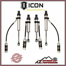 Icon Performance Shock System Stage 2 For 98-07 Toyota Land Cruiser 100 Series