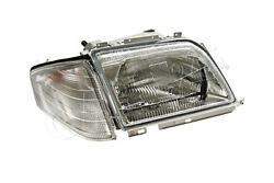 Mercedes Benz SL Class R129 93-01 Halogen Headlight with Flasher RIGHT OEM