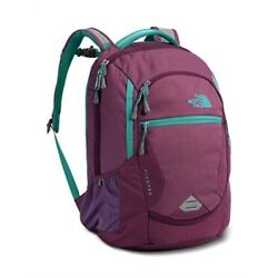 The North Face Women's Pivoter Laptop Backpack (Amaranth Purple)