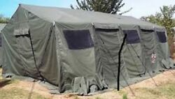Hdt Global Base X 305 Shelter Tent Us Military Army 18and039 X 25and039 Green Fast Set-up