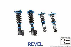 Revel Touring Sports Coilovers 32 Way Dampening Adjustable For Subaru Wrx 08-14
