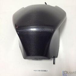 Erik Buell Racing Ebr Motorcycle 1190rs Carbon Fiber Airbox Cover P0215.1b6