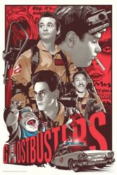 Joshua Budich - Ghostbusters - Numbered Limited Edition
