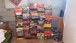 APPROXIMATELY 200 ACTION REVEL  RACING CHAMPIONS 1-24 SCALE DIECAST CAR'S