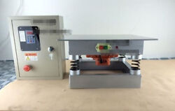 Frequency Conversion Vibration Testing Machine Vertical Horizontal Test Bench