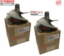 Yamaha Oem Twin Impeller Kit Rh And Lh Port Starboard 2003 2004 2005 Sx230 Ar230