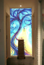 3d Comic Magic Tree 45 Wall Paper Wall Print Decal Wall Deco Indoor Mural Lemon