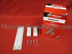 Mercury Marine Older 75-115hp Outboards Anode Kit - Part 8m0107547