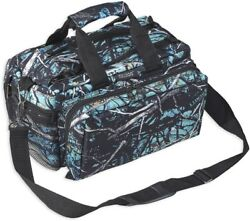 Muddy Girl Serenity Deluxe Range Bag Nylon Camouflage Bulldog Cases BD910SRN