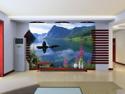 3d Nature Scenery 564 Wall Paper Wall Print Decal Wall Deco Indoor Mural Summer