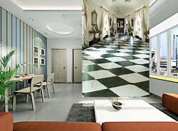 3d Fashion Tile Aisle 5 Wall Paper Wall Print Decal Wall Deco Indoor Mural