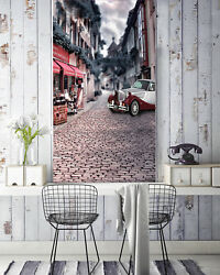 3d Store Car Road 5 Wall Paper Wall Print Decal Wall Deco Indoor Mural Carly