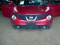 Front Clip With Fog Lamps Fits 11-12 JUKE 102567