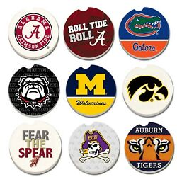 Everyday - College - Christmas - CounterArt CAR COASTER Singles - Mix n Match