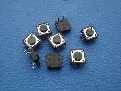 1000pcs 12mm Tactile Push Button Switch,Momentary,Tact SW