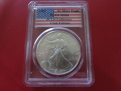 2003 PCGS MS68 Collectors Club American Silver Eagle