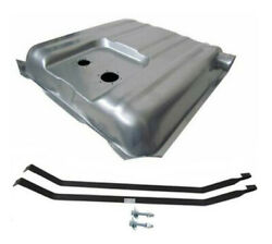 1955 1956 Chevy Car Efi Steel Gas Fuel Tank For Fuel Injection With Straps