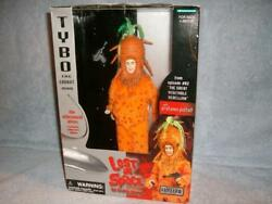 Tybo Carrot Man Lost In Space Classic Series Limited Edtn Trendmasters 1998 New