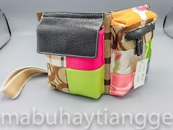 Purse Extended Design Leather with Back Storage Zipper