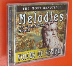Various The Most Beautiful Melodies Of Classical Music Voices Of Spring