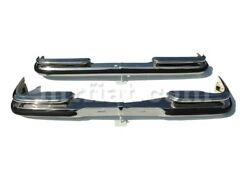 Mercedes W111 W112 280se Coupe And Convertible Low Grille 3.5 Bumper Kit New