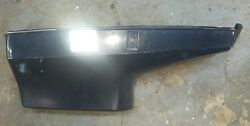 Johnson Evinrude Lower Engine Cover Cowling. Stbd 332412 344374 5004985