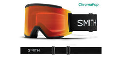 SMITH Squad XL ASIAN FIT Goggle - NEW - Bonus Lens Included - LIFETIME Warranty