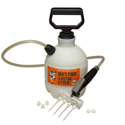Chopand039s Power Injector System 1/2 Gallon Bbq Injector W/ 4 Needles