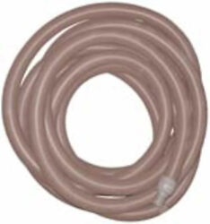 50and039 Super Truck-mount Vacuum Hose Gray 2 With Cuffs Carpet Cleaning Hydro-force
