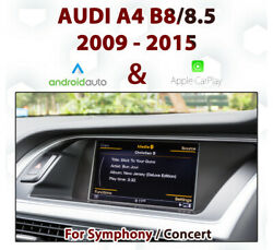 [touch] Audi A4 3g Non Mmi - Touch Overlay Carplay And Android Auto Integration
