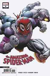 AMAZING SPIDERMAN 4 vol 5 2018 2nd PRINT VARIANT NM