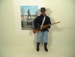 Clinton Greaves Old West 12 Figure 1/6 Buffalo Soldier Medal Of Honor Winner