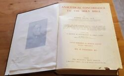 Young's Analytical Concordance To The Holy Bible 10th Imp. Of 7th Edition