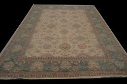 Best On The Market Rug 8and039 X 11and039 Super Fine Antique Text Chobi Peshawar Handmade