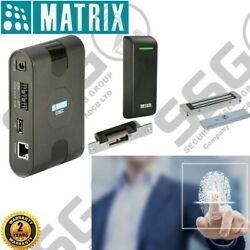 Supply And Fit Matrix Electronic Multi Room Access Control Door Lock System Softwa