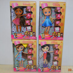 Boxy Girls All Four Brooklyn, Riley, Nomi, Willa Boxes Jay@play Lot Set Of 4