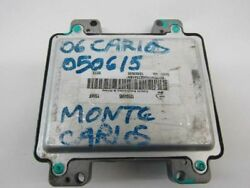 Engine ECM computer unit ecu Electronic Control Module 2.4L12603530 2006 Chevy