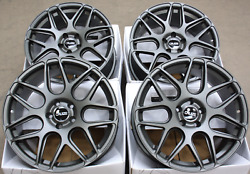 Alloy Wheels 18 Cruize Cr1 Gm Fit For Ford Cmax Smax Galaxy Kuga