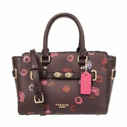 COACH WOMEN'S PRIMROSE FLORAL PRINT SMALL shoulder bag  F22318 RETAIL $375 NEW