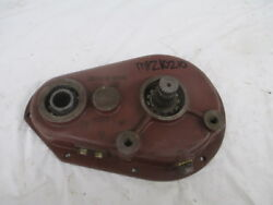 John Deere Chain Transmission Feeder Drive For Forage Harvesters Mpz10210