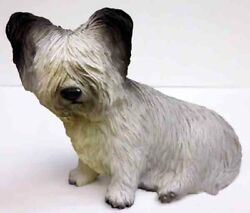 SKYE TERRIER  SITTING CONVERSATION CONCEPTS ITEM DF45
