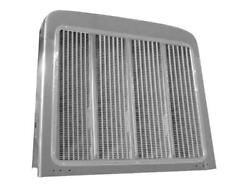 Stainless Steel Peterbilt 379 Extended Grille Assembly