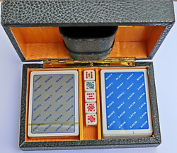 Rare Sony Playing Cards With Dice - Professional Finish