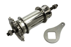 Thor Rear Hub Assembly W Nickel Plated Finish Made By Michael Lange Company