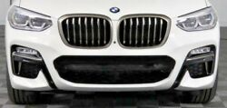 Bmw Oem G01 X3 G02 X4 M40i M Sport Front Bumper And Grille Conversion Package New