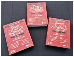 Kucers' the Use of Antibiotics: A Clinical Review of Antibacterial Antifungal