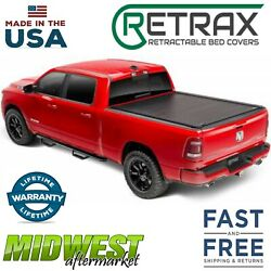 Retraxpro Xr Retractable Tonneau Cover Fits 2007-2019 Toyota Tundra 8and039 Bed