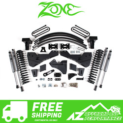 Zone Offroad 8 Radius Arm Drop Suspension System 11-16 Ford F250 F350